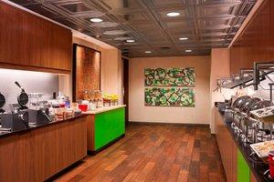 Restaurant - Residence Inn by Marriott Downtown Seaport Boston