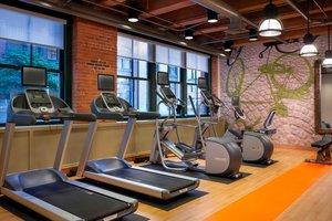 Recreation - Residence Inn by Marriott Downtown Seaport Boston