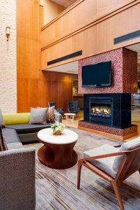 Lobby - Courtyard by Marriott Hotel Boston