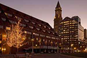 Exterior view - Marriott Long Wharf Hotel Boston