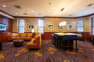Bar - Courtyard by Marriott Copley Square Hotel Boston