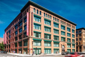 Exterior view - Residence Inn by Marriott Downtown Seaport Boston