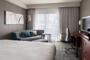 Room - Courtyard by Marriott Hotel Milford