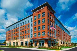 Exterior view - Residence Inn by Marriott Needham