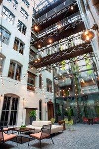 Lobby - Residence Inn by Marriott Downtown Seaport Boston