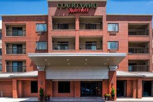 Exterior view - Courtyard by Marriott Hotel Worcester