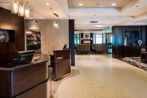 Lobby - Courtyard by Marriott Hotel Worcester