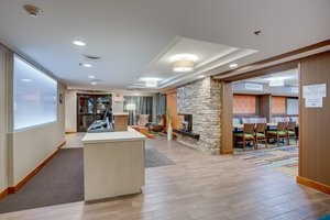 Lobby - Fairfield Inn by Marriott Williston