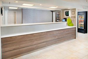Lobby - Residence Inn by Marriott Microsoft Bellevue