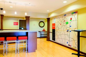 Map - TownePlace Suites by Marriott Town Center Bowie
