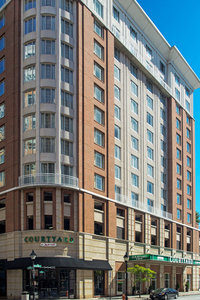 Exterior view - Courtyard by Marriott Hotel Inner Harbor Baltimore