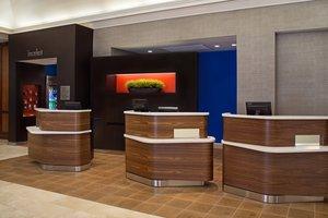 Lobby - Courtyard by Marriott Hotel Inner Harbor Baltimore