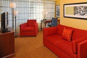 Suite - Courtyard by Marriott Hotel Inner Harbor Baltimore