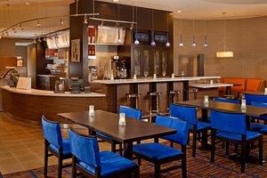 Restaurant - Courtyard by Marriott Hotel Inner Harbor Baltimore