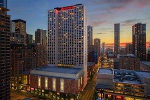 Exterior view - Marriott Hotel Magnificent Mile Chicago