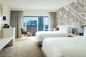 Room - Marriott Hotel Magnificent Mile Chicago