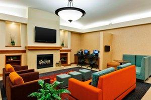 Lobby - Residence Inn by Marriott Warrenville