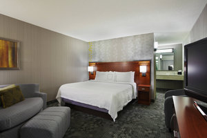 Suite - Courtyard by Marriott Hotel St Charles