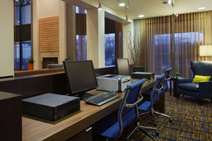 Conference Area - Courtyard by Marriott Hotel St Charles