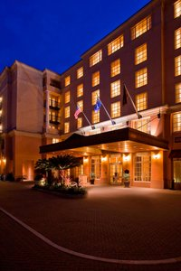 Exterior view - Renaissance by Marriott Hotel Charleston