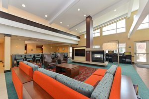 Lobby - Residence Inn by Marriott Coralville