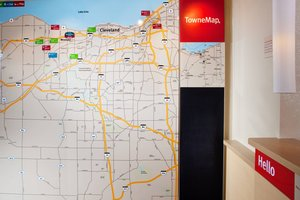 Map - TownePlace Suites by Marriott Westlake