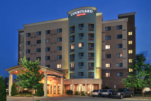 Exterior view - Courtyard by Marriott Hotel Concord