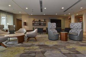 Lobby - Courtyard by Marriott Hotel Concord