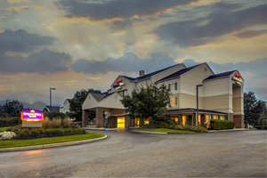 Exterior view - SpringHill Suites by Marriott Gahanna