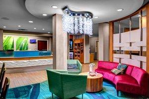 Lobby - SpringHill Suites by Marriott Gahanna