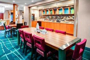 Restaurant - SpringHill Suites by Marriott Gahanna