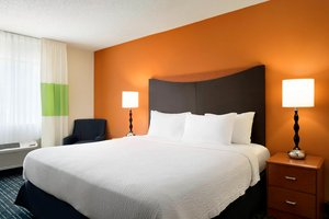 Room - Fairfield Inn by Marriott Champaign