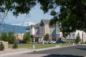 Exterior view - TownePlace Suites by Marriott Colorado Springs South