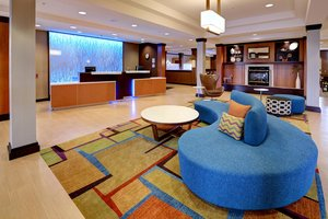 Lobby - Fairfield Inn & Suites by Marriott Weston