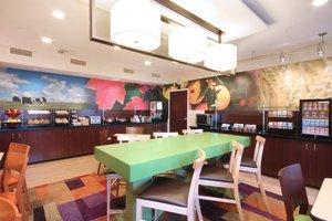 Restaurant - Fairfield Inn by Marriott Las Colinas Irving
