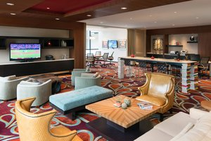 Bar - Marriott Hotel City Center Dallas
