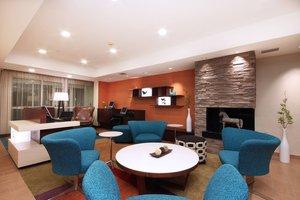 Lobby - Fairfield Inn by Marriott Las Colinas Irving