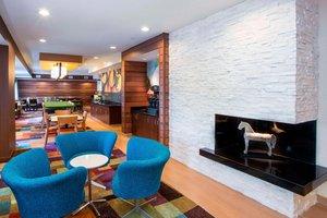 Lobby - Fairfield Inn by Marriott South Dayton