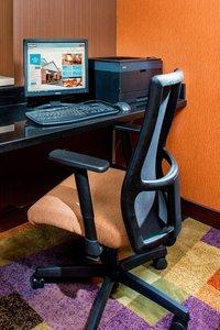 Conference Area - Fairfield Inn by Marriott South Dayton