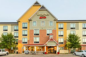 Exterior view - TownePlace Suites by Marriott Dayton
