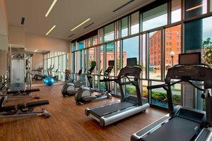 Recreation - SpringHill Suites by Marriott Downtown Denver