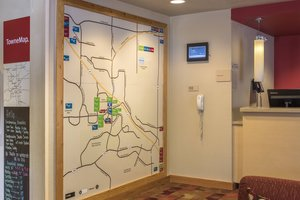 Map - TownePlace Suites by Marriott Broomfield