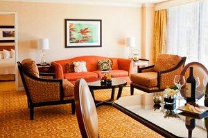 Suite - Marriott Hotel Golden