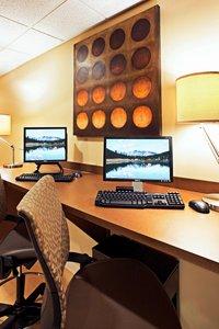 Conference Area - Marriott Hotel Golden