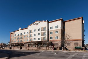 Exterior view - Courtyard by Marriott Hotel Historic Stockyard Fort Worth