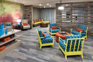 Lobby - Courtyard by Marriott Hotel Historic Stockyard Fort Worth