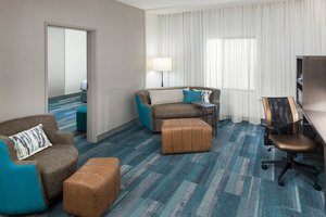 Suite - Courtyard by Marriott Hotel Historic Stockyard Fort Worth