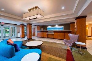 Lobby - Fairfield Inn & Suites by Marriott Marianna