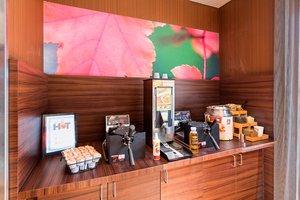 Restaurant - Fairfield Inn & Suites by Marriott Marianna