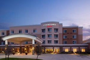 Exterior view - Courtyard by Marriott Hotel Ankeny